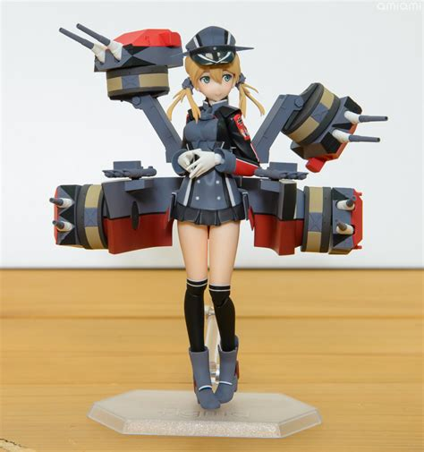 Max Factory Smile Kancolle Prinz Eugen Figma Figure From J figma kantai collection kan colle prinz eugen max