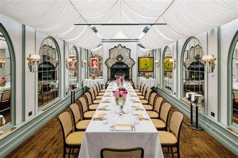 private dining room  kensington daphnes restaurant