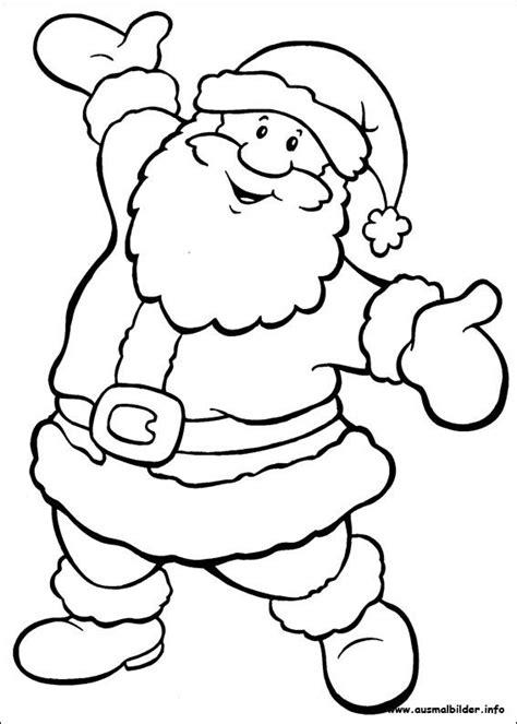 Basteln Für Nikolaus by Die Besten 25 Ausmalbilder Weihnachten Ideen Auf