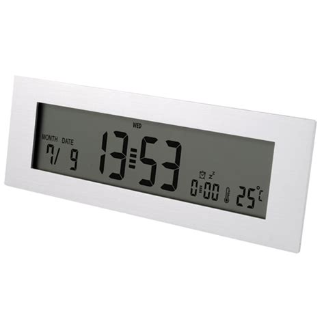 Digital Desk Clock by Promotional Desk Clocks Bongo