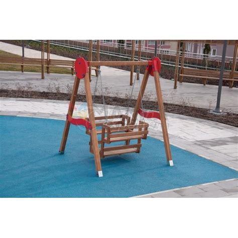 firma swing wooden boat swing