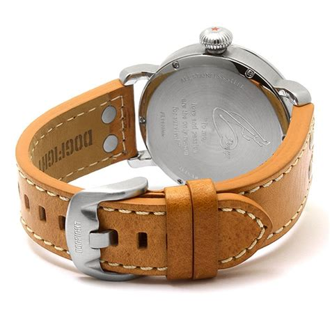 Swiss Army Sar4062 Paket Leather Light Brown dogfight pin up mens light brown leather df0040