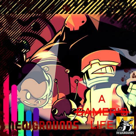 mobile newgrounds newgrounds a gamer s by gaming master on deviantart