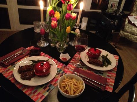 Date Zu Hause by Date Dinners A Broad Cooking