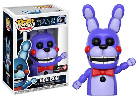 pop games five nights at freddy s sister location bon