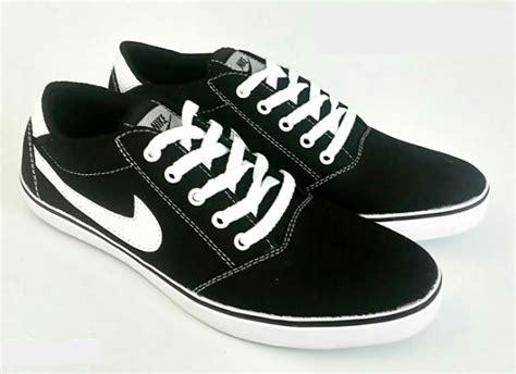 Sepatu Nike Sekolah Hitam jual sepatu sekolah kuliah nike hitam sepatu sekolah
