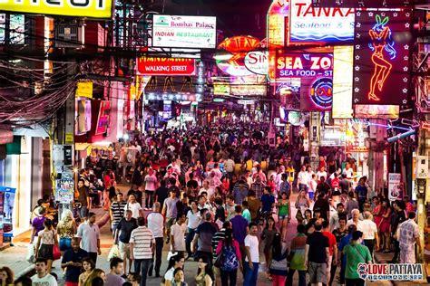 nightlife  pattaya thailandmood