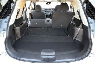 Nissan X Trail Boot Space Nissan X Trail Sizes And Dimensions Guide Carwow