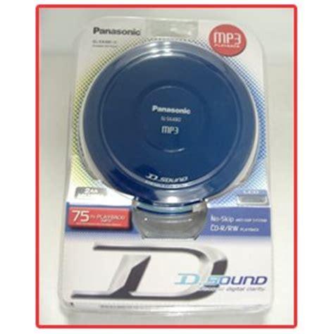 audio format to play on cd player amazon com panasonic sl sx480 d sound portable cd player