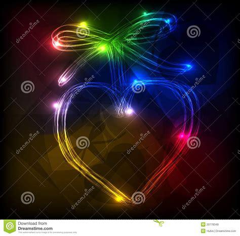 imagenes abstractas neon fundo da luz de n 233 on do cora 231 227 o imagens de stock royalty