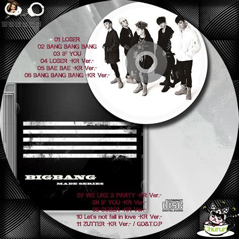 Dvd Korea Bigbang Made カッチカジャ 韓国drama ost label k pop big