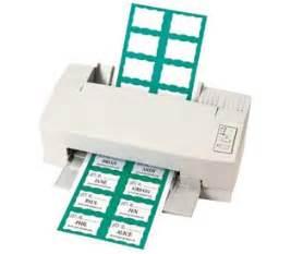 Printer Name Tag laser printer name badges and name badge inserts name