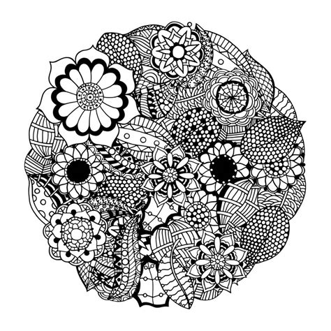 zen mandalas coloring book pdf these printable abstract coloring pages relieve stress and