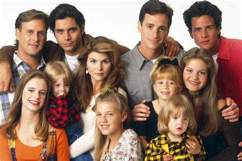 full house characters have mercy the cast photo for lifetime s full house tell all is appropriately awful