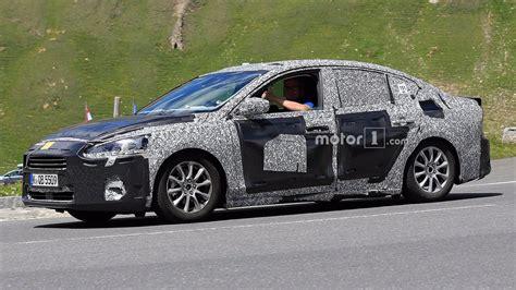 2018 ford sedan novo ford focus 2018 sedan vers 227 o definitiva j 225 roda em