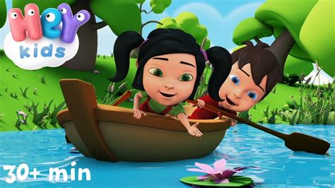 row row row your boat youtube row row row your boat nursery rhymes collection with