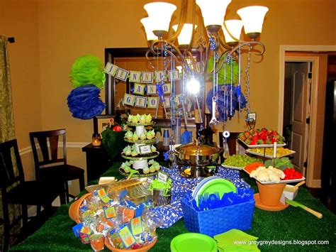couples wedding shower decorations ideas couples bridal shower i the idea of using tools shovels wrenches screwdrivers etc