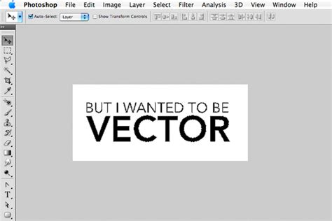 quicktips tutorial importing paths from illustrator to quick tip convert photoshop text to vector for use in