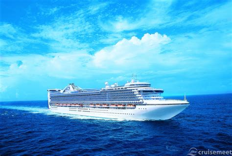 carribean cruise princess cruises cruise line profile and information