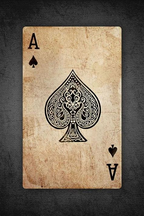 ace of spades aces eights books cool iphone wallpapers ace of spades card
