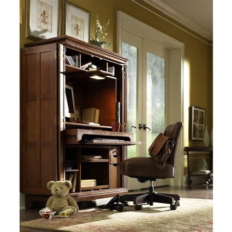18 best office images on computer armoire