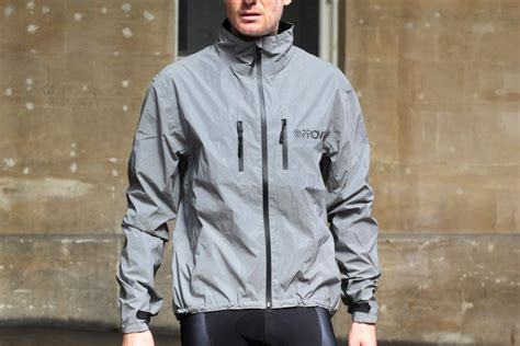 reflective bike jacket essential wet weather cycle clothing and gear road cc