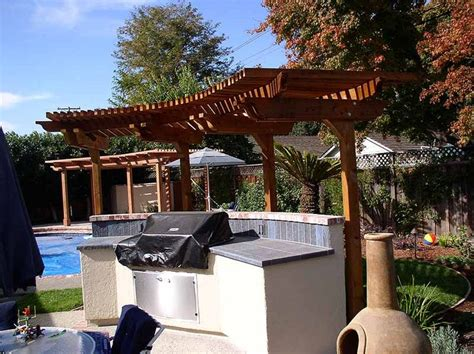 Nobody Into The Pool At Bartles Poolside Bbq Open All 5 by 15 Best Bbq Pergola Images On Backyard Ideas