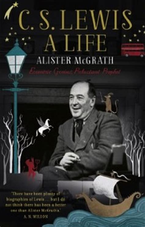 biography book talk c s lewis a life eccentric genius reluctant prophet