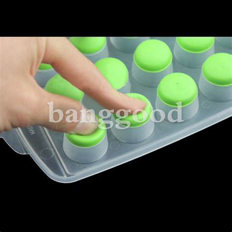 buy   cell ice tray cake mold silicone ice block frozen popsicle molds bazaargadgetscom