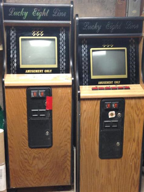arcade cabinets for sale cornwall pei