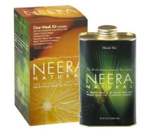 Neera Detox by Neera Can Cure Liver Disease Lionheart Agrotech
