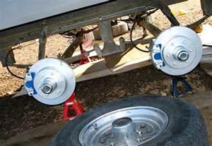 Hydraulic Brake System For Trailers Titan Hydraulic Electric Trailer Disc Brake