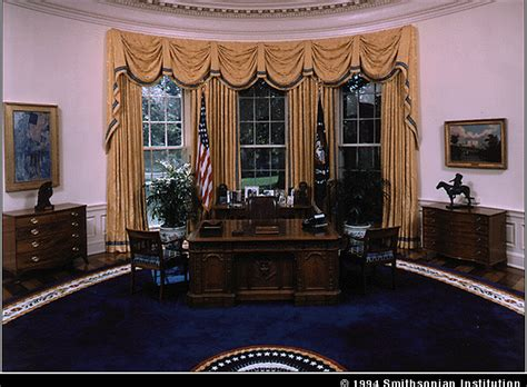 White House Oval Office Images