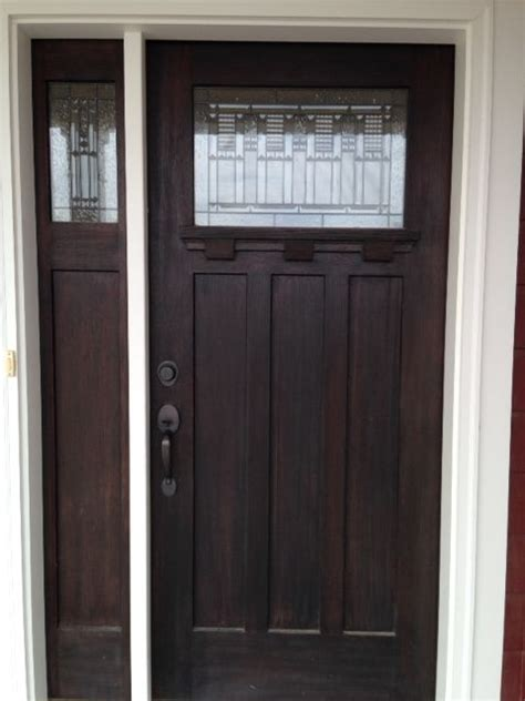 Front Door With One Sidelight Classic Front Door With One Panel Sidelight 1 4 Front Doors And Interior Door Options