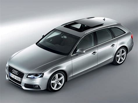 audi a4 consumption audi a4 avant b8 1 8 tfsi 160hp quattro technical
