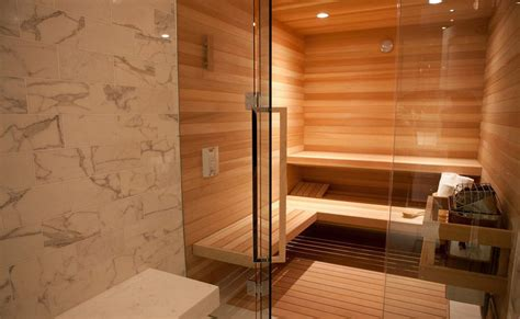How To Interior Design Your Own Home by Choice Of Glass Doors For Sauna