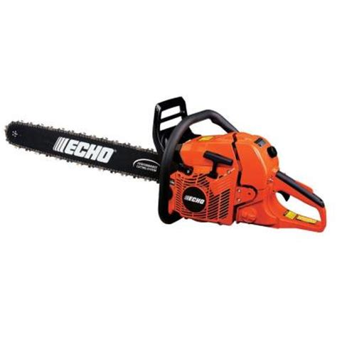 echo 20 in 59 8 cc gas chainsaw
