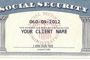 social security card template social security card back template www imgkid the