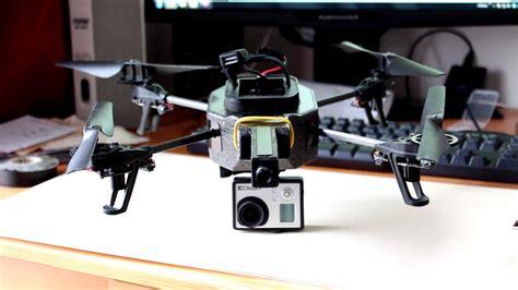 Ar Drone Di Indonesia attach gopro to ar drone 2 0 tutorial doovi