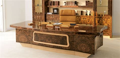 Home Office Contemporary Desk by Italian Luxury Executive And Presidential Office Desks Venus
