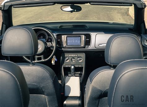 volkswagen bug 2016 interior review 2016 volkswagen beetle denim convertible