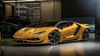 Exclusive Lamborghini Maisto Adds Yellow 1 18 Lamborghini Centenario To Its