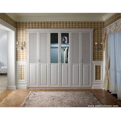 Bedroom Furniture Item Name: Modern Built in White