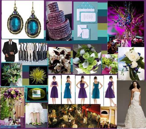 25 best ideas about purple teal weddings on purple turquoise weddings peacock