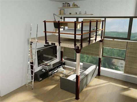 costruire un letto a soppalco il soppalco