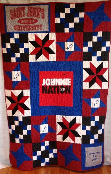 T Shirt Quilt Houston by 7 Best Images About School Spirit Quilt Ideas On