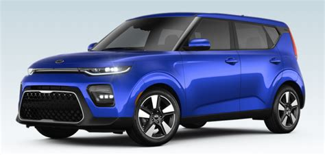 Kia Ex 2020 by 2020 Kia Soul Paint Color Options
