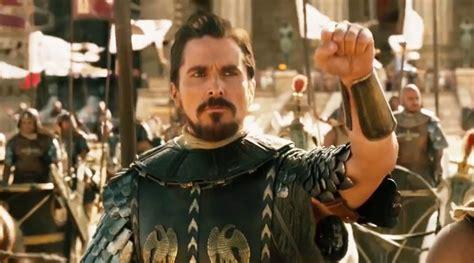 film baru exodus christian bale coba bebaskan 400 ribu budak firaun di