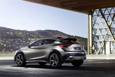 2017 infiniti qx30 with rugged style set to woo