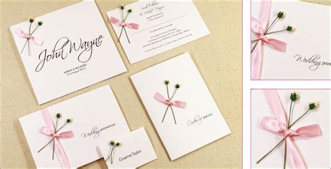 Handmade Wedding Invitations - handmade invitations template best template collection